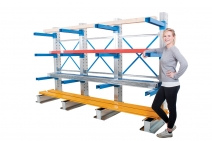 OfficeSTOR Cantilever Rack