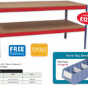 1/2 Price Workbench when you Spend Over £700 (exl VAT)